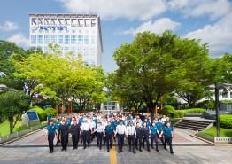 「부산경찰, 2018년 치안성과 우수관서 전국 1위 선정 대통령 표창 수상」