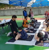 부산 북부소방서,'나는야 안전 꼬마지킴이'행사 운영