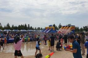 2019 부산 낙동강 물총축제